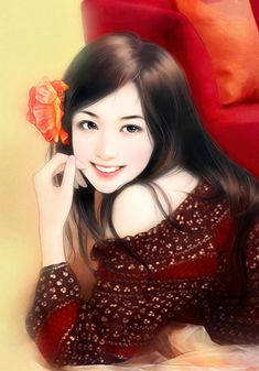 Image about girl in Art هونەر🎨 by Magic on We Heart It Lovely Girl Image, Girls Image, Chinese Drawings, Chinese Art, Korean Art, Asian Art, Art Chinois, Beauty And Fashion, Girls Magazine