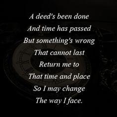 Magic Spell : Time Reversal