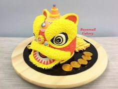 CNY Cake- Lion Dance