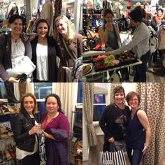 Fabulous private shopping party at our Noe Valley store last Thursday! We had a blast! Contact JulieRhodes@ambiancesf.com to book your free of charge private party.
