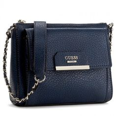 Kabelka GUESS - Ryann (PB) Mini-Bag HWPB66 83700 NAV