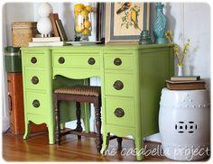 garden stool makeover ballard designs knock off, furniture furniture revivals, painting, Garden Stool Makeover