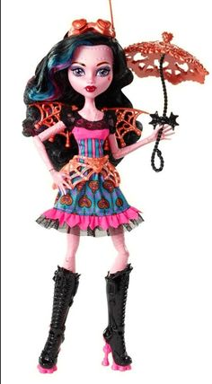 New Monster High Freaky Fusion