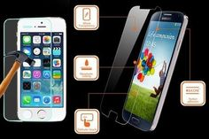 From Rs.199 for a Choice of Tempered Glass Screen Protectors | Hundred Coupons
