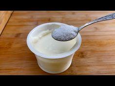 Joghurt salzen! Und das Ergebnis wird Sie überraschen! - YouTube Low Carb Recipes, Diet Recipes, Appetizer Recipes, Appetizers, Tapas, Greek Yogurt, Food And Drink, Milk, Yummy Food