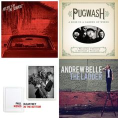 A playlist featuring Arcade Fire, Pugwash, Nicole Atkins, and others
