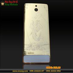 515 Cá Chép Hoá Rồng - Dien Thoai Vo Go | Điện vỏ thoại gỗ, mạ vàng điện thoại, vỏ gỗ Dũng Mobiado