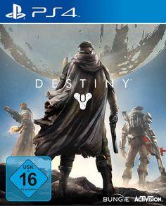 """Nach ausgiebigem Test von """"Destiny"""" auf der PS4 sind wir u.a. zu dem Ergebnis gekommen, dass der Online Action Shooter optisch überzeugt, die Langzeitmotivation jedoch auf der Strecke bleibt. Was wir darüber hinaus zum Spiel von Bungie / Activision zu sagen haben, lest ihr unter:  http://www.deepground.de/video-game-review/destiny/"""