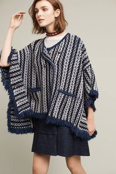 Shop the Tajo Jacquard Poncho and more Anthropologie at Anthropologie today. Read customer reviews, discover product details and more.