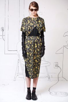 FALL 2014 RTW BAND OF OUTSIDERS COLLECTION