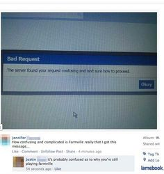 34 Hilarious Facebook Comments