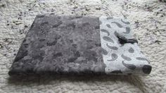 Handmade Kindle Keyboard Ereader Sleeve Case by WillowbendCottage, $15.00
