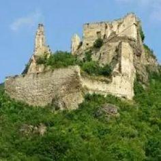 Ruine Dürnstein (c) Gemeinde Dürnstein Monument Valley, Mount Rushmore, Mountains, Nature, Travel, Communities Unit, Ruins, Naturaleza, Viajes