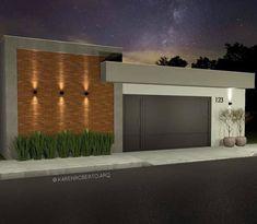 Best 12 Reggie' s modern wall – SkillOfKing. Gate Wall Design, Exterior Wall Design, House Gate Design, Hall Design, House Paint Exterior, Compound Wall Design, Boundary Walls, Kairo, House Entrance
