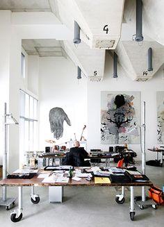 Ruy Teixeira, office