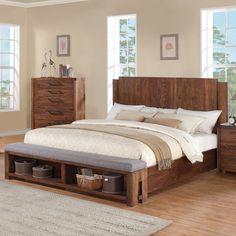 Riverside Terra Vista Panel Bed - RVS2926