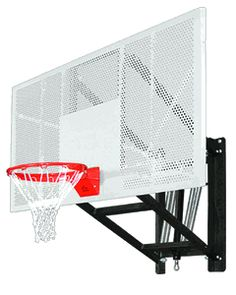 First Team WallMonster Intensity Wall Mounted Basketball Hoop - AchillionSports
