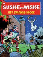 "Recensie van Jelle over ""Het Spaanse spook (Suske en Wiske 150)"" van Willy Vandersteen   http://www.ikvindlezenleuk.nl/2015/07/willy-vandersteen-het-spaanse-spook/"
