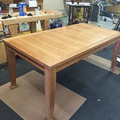 And that's a wrap. After I catch my breath I'll get to the editing. #gamingtable #woodworking by woodwhisperer