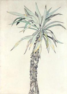 Lucian Freud Palmtree