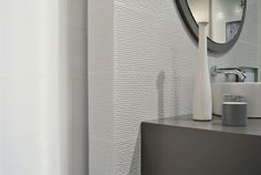 This Large Format Gray Glossy Spanish Wall tile, with a mini brick pattern that gives a Modern Sophisticated look to any wall. These tiles are maid in Spain and the price is $6.02 Sq Ft and must be bought by the box of 8 pieces. MTO Code MTO0450 ShadeVariation V2 - Slight Variation Application Residential & Commercial Presentation Loose Piece Interior Wall Yes Interior Floor No Backsplash Yes Interior Wet Areas Yes Fireplaces Yes Exterior Wall No Exterior Floor No Exterior Countertop No Pool Tiled Fireplace Wall, Stone Mosaic Tile, Brick Patterns, Modern Colors, Large Format, Interior Walls, Tile Design, Wall Tiles, Spain