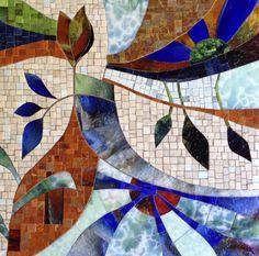 Tulip  Mosaic by Vera Melnyk