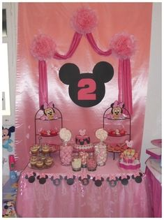 Minnie Mouse Party by jolene