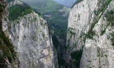 Most Breathtaking Canyons In The World: Bicaz Canyon, Romania (source: wiki) Visit Romania, Colorado River, Largest Countries, Heritage Site, Drum, Places To See, Amen, The Good Place, Travel Destinations