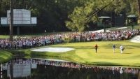 Masters 2013: Day 2 Scores