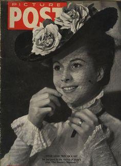 Vivien Leigh Picture Post 1941