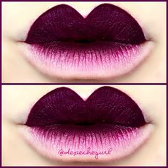 """Inspired by Editorial and High Fashion Runway Shows. This could also be some ideas for Halloween (doll, dummy, geisha, etc). MAC Products - """"Talk That Talk"""" Pro Longwear Lipliner (LE), Currant Lipliner, & """"Fashion Boost"""" Pro Longwear Lipliner (LE). - @Christina Childress Childress Parga- #webstagram"""