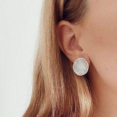 Zira Golden Earrings (1)sm Golden Earrings, Stud Earrings, Jewelry, Jewlery, Jewerly, Stud Earring, Schmuck, Jewels, Jewelery