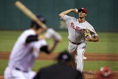 Eflin lanzó completo en blanqueada de Phillies ante Pirates 4-0.