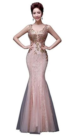 YORFORMALS Women's Mermaid Lace Prom Dress V-neck Long Ev... https://www.amazon.com/dp/B01L736PUC/ref=cm_sw_r_pi_dp_x_0f.fybPX46JRW