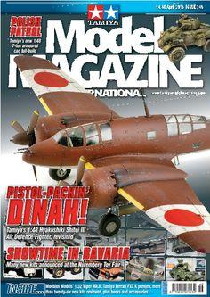 Tamiya Model Magazine - Issue 246 - April 2016