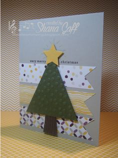 Stress-Free Stamping with Shana: Little Ink Equals Little Mess!