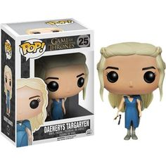 Game of Thrones - Daenerys Targaryen Pop! Vinyl Figure
