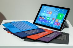 """#Microsoft powers Surface Pro 3 with #Intel Core i5 chip: """"Thinnest Intel Core product ever made"""" -"""