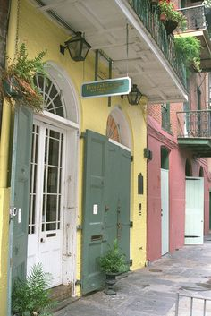 Faulkner House Books in New Orleans was home to the author in the 1920s. Now the store specializes in used books, as well as some rare and first editions.
