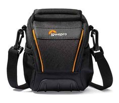 What fits in to the Lowepro Adventura SH 100 II Shoulder Bag