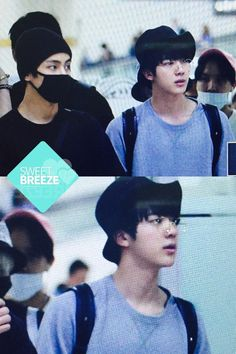 BTS arrived at Gimpo Airport from Japan 150820