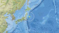 Na wybrzeżu Japonii zatrzęsła się ziemia