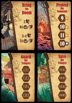 Wiraqocha: The Way of the Feathered Serpent | Image | BoardGameGeek