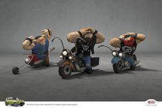 kia-kia-soul-bikers-firemen-construction-print-359213-adeevee.jpg (1152×768)