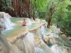Kaparkan falls, Abra, Philippines