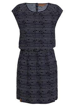 NAKETANO Schätzeken II - Kleid für Damen - Schwarz - Planet Sports
