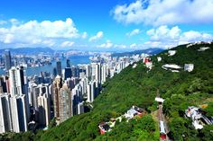 48 Hours in Hong Kong: The view from Hong Kong's Victoria Peak