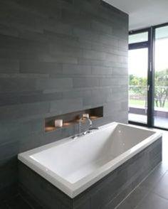 Bubbelbad badkamer, luxe badkamer, welness badkamer, badkamer ...