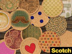 Profesiones Scotch®: tipografía y serigrafía.