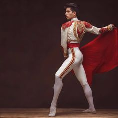 from Brendan gay men in ballet tights